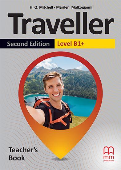 Εικόνα από TRAVELLER 2ND EDITION B1+ Teacher's Book