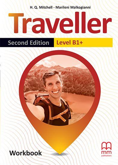 Εικόνα από TRAVELLER 2ND EDITION B1+ Workbook
