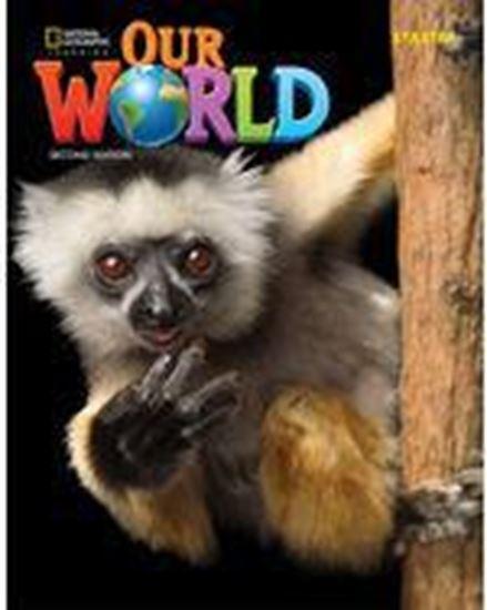 Εικόνα από OUR WORLD STARTER STUDENT'S BOOK 2ND EDITION