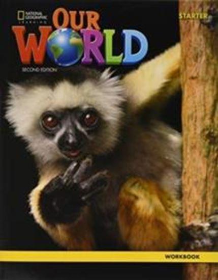 Εικόνα από OUR WORLD STARTER WORKBOOK (+CD) 2ND EDITION