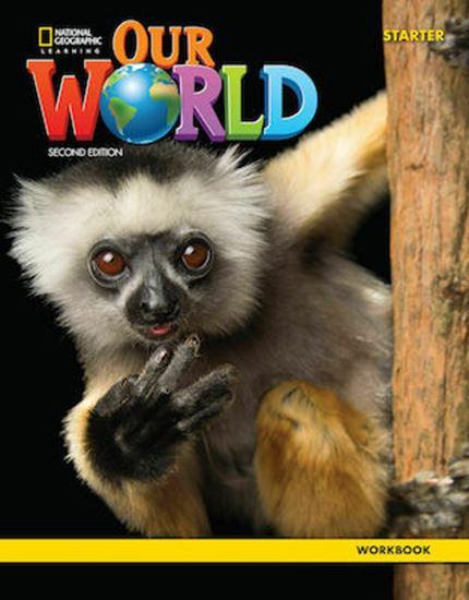 Εικόνα από OUR WORLD STARTER WORKBOOK (+ONLINE PRACTICE) 2ND EDITION