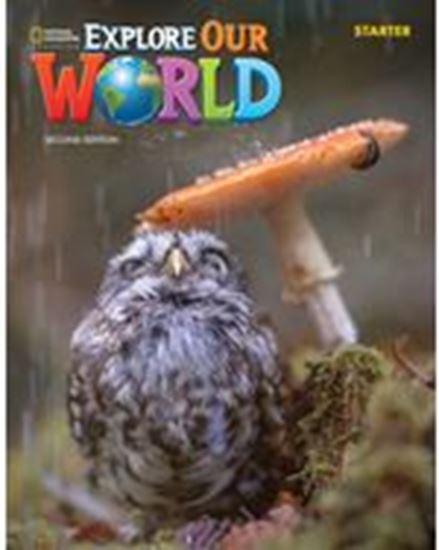 Εικόνα από EXPLORE OUR WORLD ABC BOOK 2ND ED