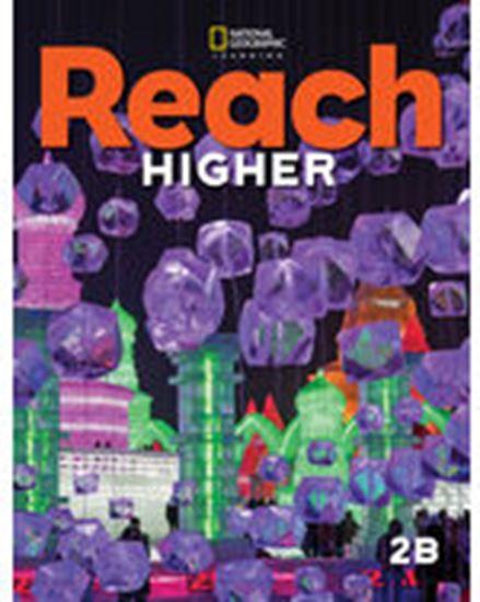 Εικόνα από REACH HIGHER 2B SB (+ PRACTICE BOOK)
