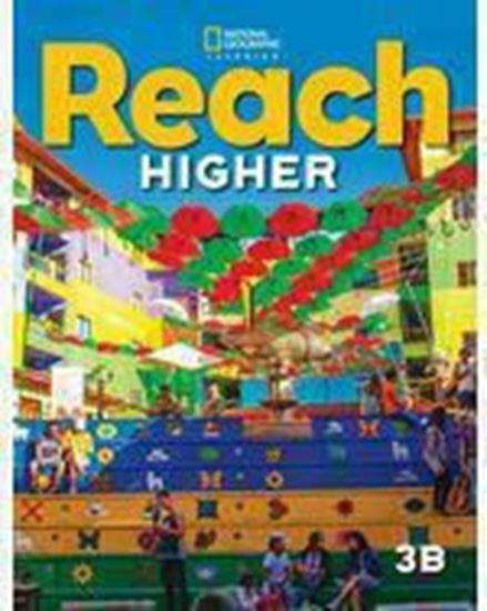 Εικόνα από REACH HIGHER 3B STUDENT'S BOOK (+ PRACTICE BOOK)