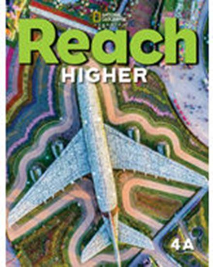 Εικόνα από REACH HIGHER 4B STUDENT'S BOOK (+ PRACTICE BOOK)