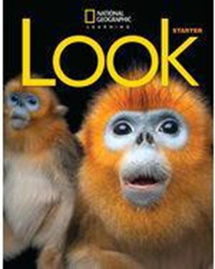 Εικόνα από LOOK STARTER PACK (STUDENT'S, WORKBOOK, READING ANTHOLOGY)