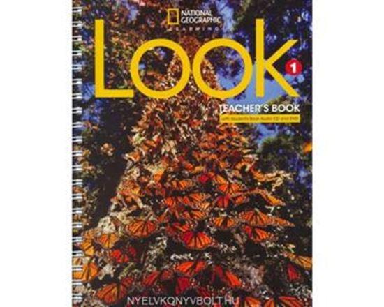Εικόνα από LOOK 1 TEACHER'S BOOK (+AUDIO CD+DVD)