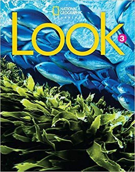 Εικόνα από LOOK 3 STUDENT'S BOOK (+ONLINE)