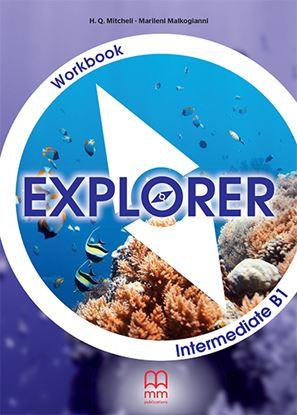 Εικόνα της EXPLORER Intermediate B1 Workbook (with CD)