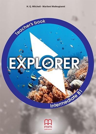 Εικόνα από EXPLORER Intermediate B1 Teacher's Book
