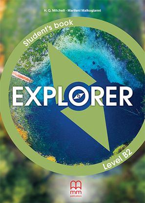 Εικόνα της EXPLORER B2 Student's Book