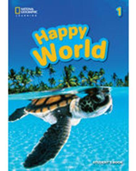 Εικόνα από HAPPY WORLD 1 LESSON PLANNER (+ AUDIO CD + DVD ROM & CD ROM WITH TEACHER'S RESOURCES)