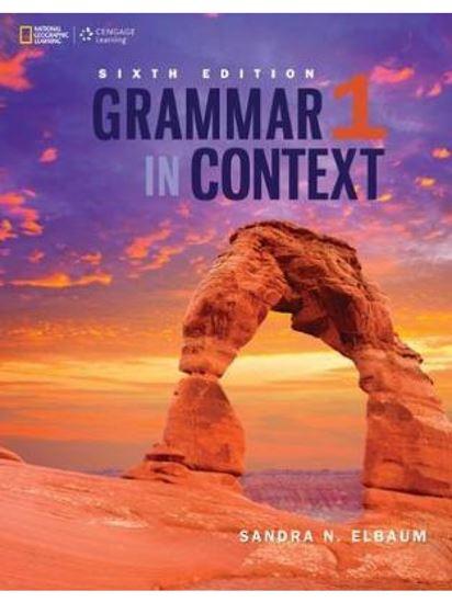 Εικόνα από GRAMMAR IN CONTEXT 1 STUDENT'S BOOK 6TH ED