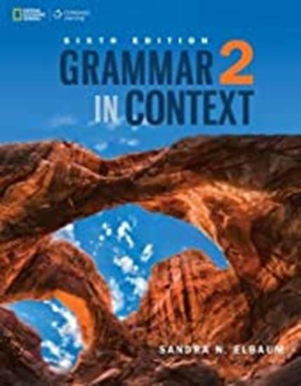 Εικόνα από GRAMMAR IN CONTEXT 2 STUDENT'S BOOK 6TH ED