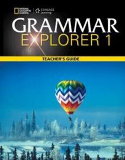 Εικόνα από GRAMMAR EXPLORER 1 TEACHER'S GUIDE