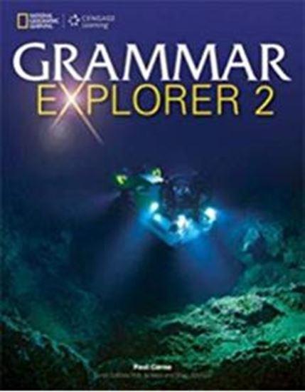 Εικόνα από GRAMMAR EXPLORER 2 AUDIO CD