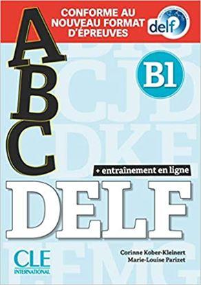 Εικόνα της ABC DELF B1 (+CD+CORRIGES) 2ND EDITION