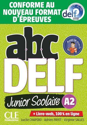 Εικόνα της ABC DELF JUNIOR SCOLAIRE A2 (+CD) 2ND EDITION
