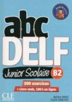 Εικόνα της ABC DELF JUNIOR SCOLAIRE B2 (+CD) 2ND EDITION