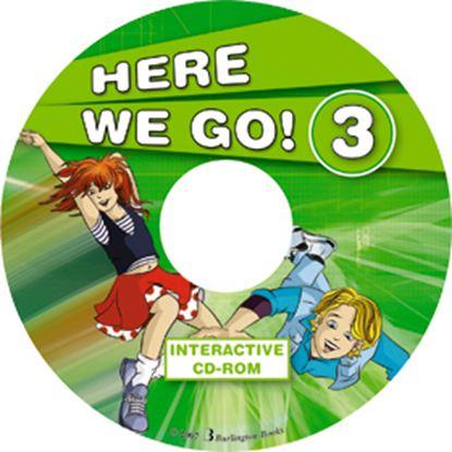 Εικόνα της HERE WE GO 3 CD-ROM