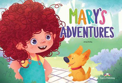 Εικόνα της MARY'S ADVENTURES - BIG STORY BOOK