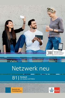 Εικόνα της NETZWERK NEU B1 KURSBUCH (+AUDIO)