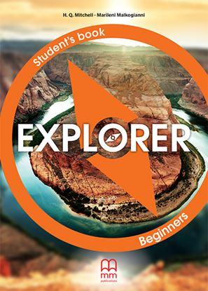 Εικόνα της EXPLORER Beginners Student's Book