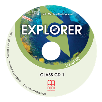 Εικόνα της EXPLORER B2 Class CD