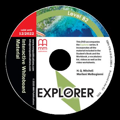 Εικόνα της DVD EXPLORER B2 Interactive Whiteboard Material