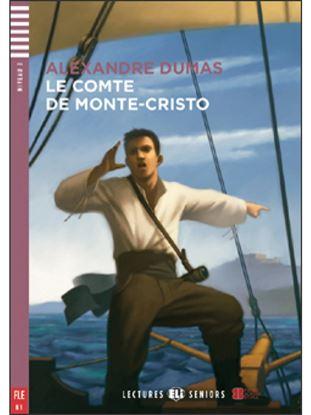 Εικόνα της LES 3: LE COMTE DE MONTE - CHRISTO (+ CD)