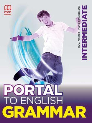 Εικόνα της PORTAL TO ENGLISH Intermediate Grammar Book