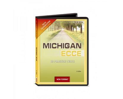 Εικόνα της NEW GENERATION MICHIGAN ECCE 10 PRACTICE TESTS CD CLASS (5) NEW FORMAT 2021