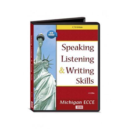 Εικόνα της NEW FORMAT ECCE SPEAKING LISTENING & WRITING SKILLS CD(4) 2020