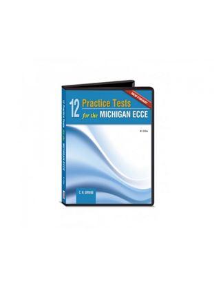 Εικόνα της NEW FORMAT 12 PRACTICE TESTS FOR THE MICHIGAN ECCE 2021 CDs