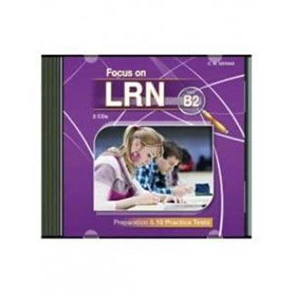 Εικόνα της LRN B2 PREPARATION & PRACTICE TESTS AUDIO CD's (2)