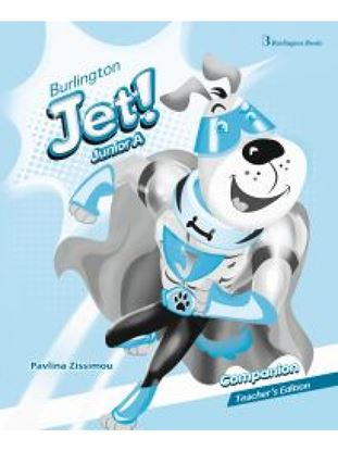 Εικόνα της JET! JUNIOR A TCHR'S COMPANION