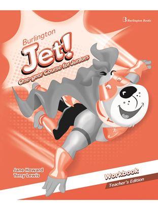 Εικόνα της JET! ONE-YEAR COURSE TCHR'S WB