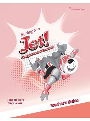 Εικόνα της JET! ONE-YEAR COURSE TCHR'S GUIDE