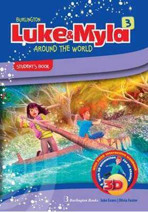 Εικόνα της LUKE & MYLA 3 STUDENT'S BOOK