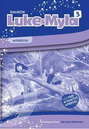 Εικόνα της LUKE & MYLA 3 WORKBOOK