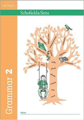 Εικόνα της GRAMMAR AND PUNCTUATION BOOK 2 GRAMMAR