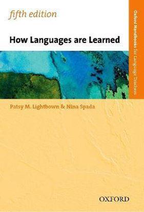 Εικόνα της HOW LANGUAGES ARE LEARNED