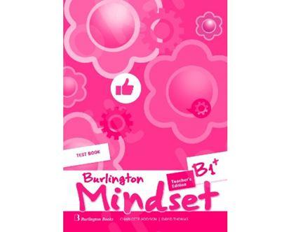 Εικόνα της Burlington Mindset B1+(Test Book Teacher's Edition)