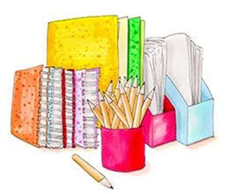 Εικόνα για την κατηγορία Μπλοκ και Σχολικά Κλασέρ