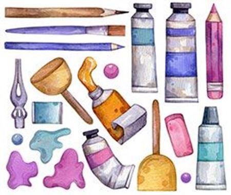 Εικόνα για την κατηγορία Μπογιές παιδικής ζωγραφικής