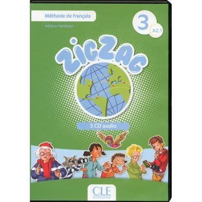 Εικόνα της ZIGZAG 3 A2.1 CD AUDIO CLASS