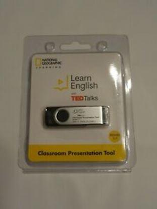 Εικόνα της LEARN ENGLISH WITH TED TALKS CLASSROOM PRESENTATION TOOL (LETT) USB