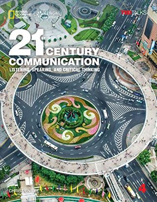 Εικόνα της 21ST CENTURY COMMUNICATION 4: LISTENING, SPEAKING AND CRITICAL THINKING DVD / AUDIO