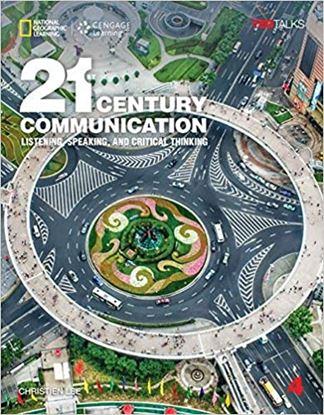 Εικόνα της 21ST CENTURY COMMUNICATION 4: LISTENING, SPEAKING AND CRITICAL THINKING SB (+ ONLINE W/B)
