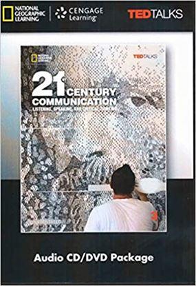 Εικόνα της 21ST CENTURY COMMUNICATION 3: LISTENING, SPEAKING AND CRITICAL THINKING DVD / AUDIO